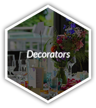 Decorators in Rohini