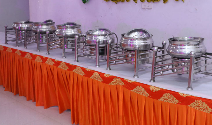 catering for parties at home in Delhi