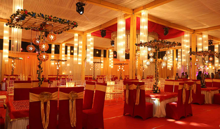 Best Wedding decoraters in GT Karnal Road with price