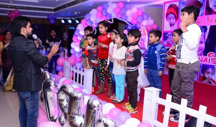 Birthday Party events in Delhi