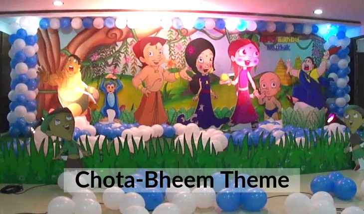 kids themes for Birthday Party planners in Delhi