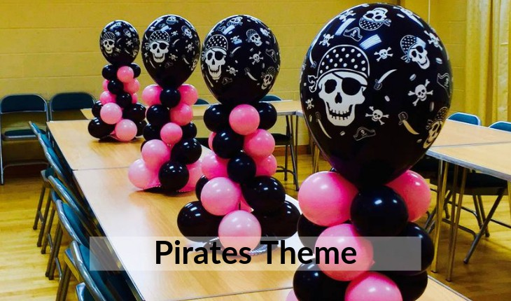 pirates themes Birthday Party planners in Delhi