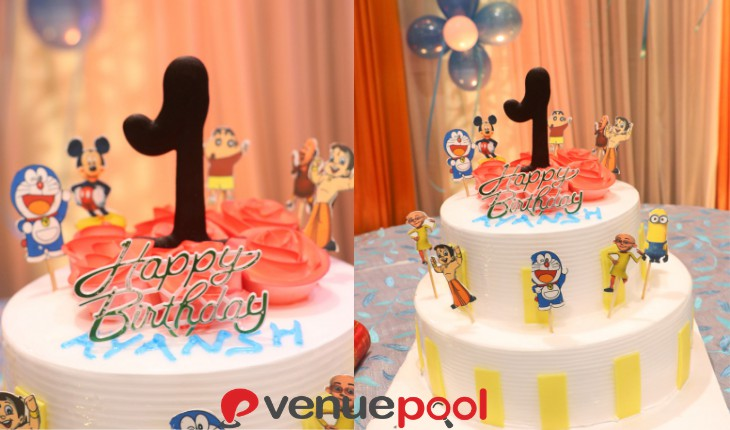 venues Birthday Party celebration in Delhi
