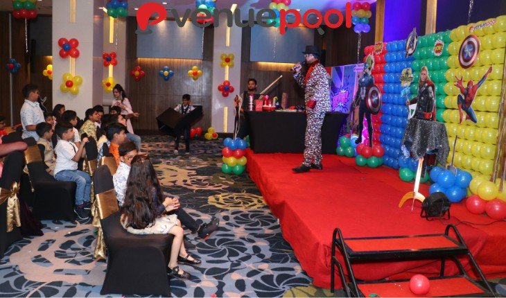 Birthday Party organizer in Delhi