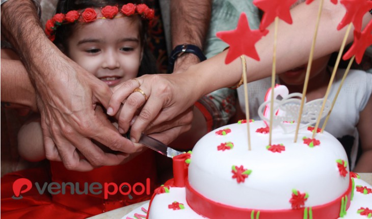 Birthday Party images in Delhi