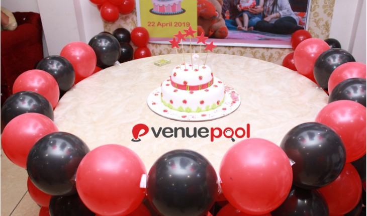 girls Birthday Party themes in Delhi