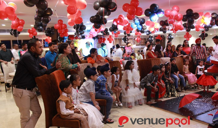 places for Birthday Party with images in Delhi