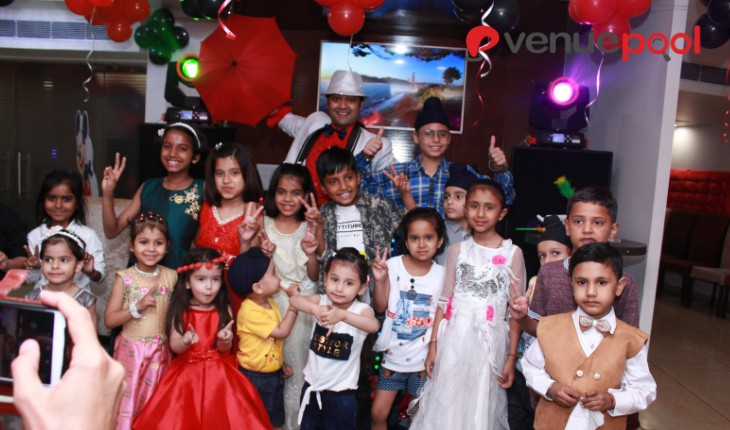 Birthday Party places in Delhi