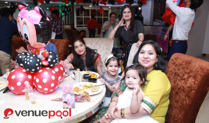 best places for Birthday Party in Delhi