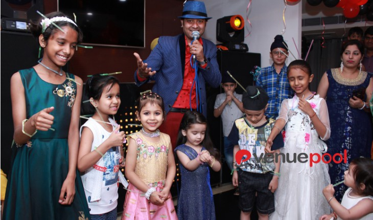 Birthday Party magic show in Delhi