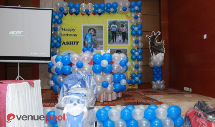 best Birthday Party themes in Delhi