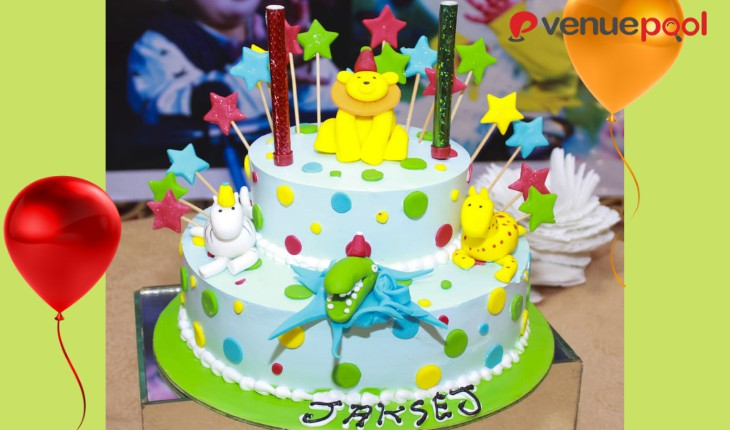 boys Birthday Party ideas in Delhi