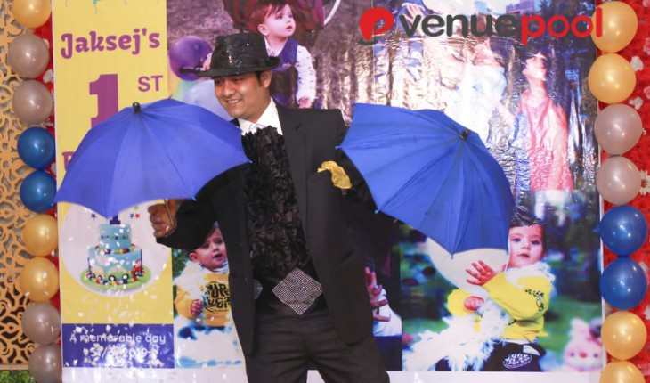 magician images Kids Birthday Party in Vasant Kunj