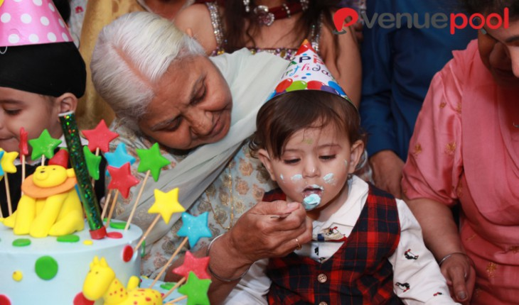 boy Birthday Party in Delhi