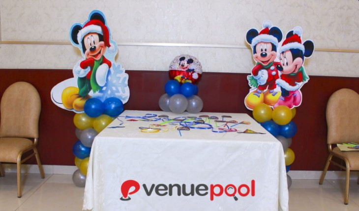 micky mouse themeBirthday Party in Delhi