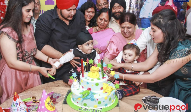 Birthday Party activities in Delhi