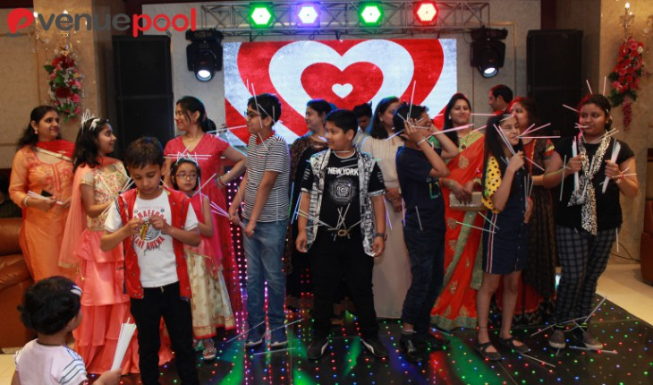 images of Birthday Party in Central Delhi