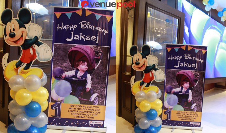 micky mouse Birthday Party in Delhi