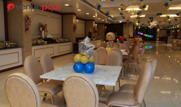 venues Birthday Party in Delhi