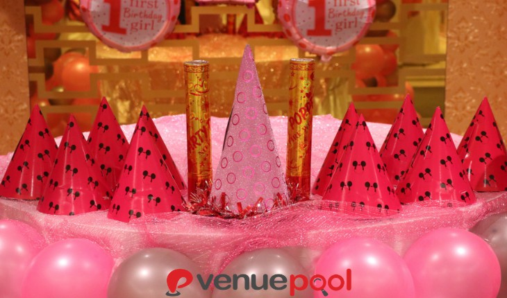 venues for Birthday Party celebration in Delhi