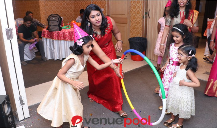 theme based Birthday Party in Delhi