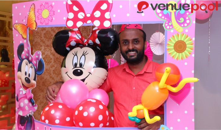 venues for Birthday Party in Delhi